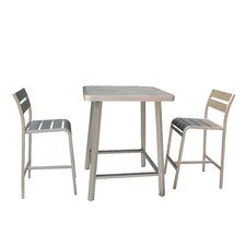 Brava 3 Piece Bar Set