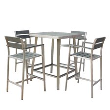 Canaria 5 Piece Bar Set