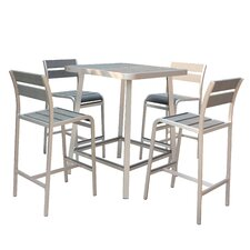 Brava 5 Piece Bar Set