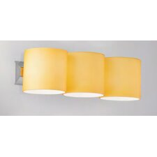 Up & Downlight 3-flammig Brick