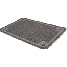 X-Large Litter Catcher Mat in Grey