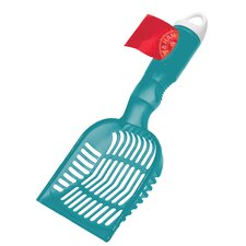 Assorted 2-in-1 Litter Scoop