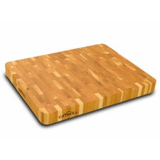 "19"" End Grain Chopping Block"