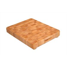 End Grain Chopping Block with Feet