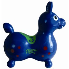 Racin' Rody Horse in Blue