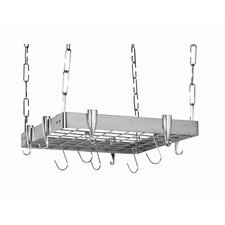 Stainless Steel Square Pot Rack