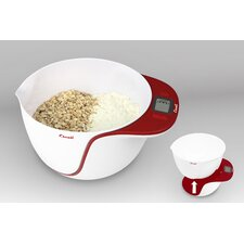 Taso 11 lbs Mixing Bowl Scale