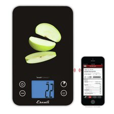 SmartConnect 11 lbs Bluetooth Kitchen Scale