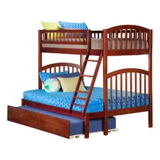 Richland Twin over Full Bunk Bed