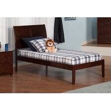 Portland Extra Long Twin Sleigh Bed