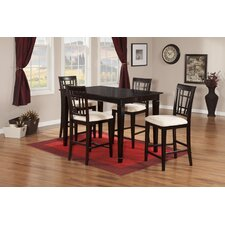 Montego Bay 5 Piece Counter Height Dining Set