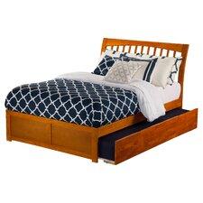 Orleans Platform Bed