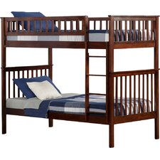 Woodland Twin Bunk Bed
