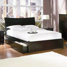 Milano Storage Platform Bed
