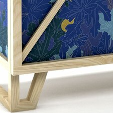 Tudor Low Cupboard