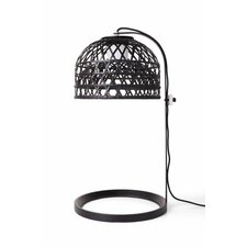 """Emperor 26.8"""" H Table Lamp with Bowl Shade"""