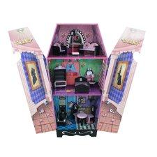 Vampire Villa Coffin Doll House