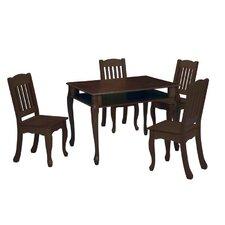 Windsor Kids' Rectangular Table and Chair Set