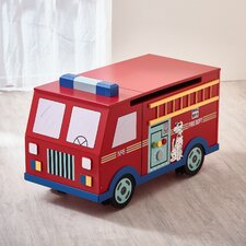 Wings & Wheels Toy Box