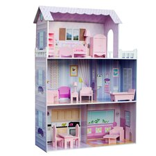 Fancy Mansion Doll House