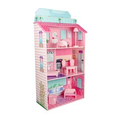 Glamour Mansion Fold In Doll House