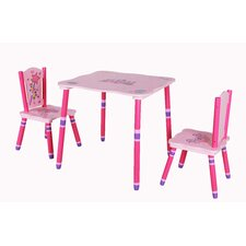 Princess Children Table and Chair Set