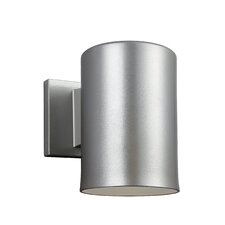 Bullets 1 Light Outdoor Sconce
