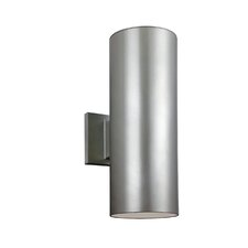 Outdoor Bullets 2 Light Sconce