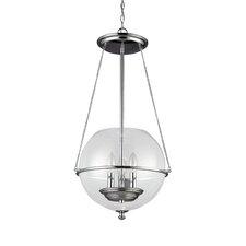 Havenwood 3 Light Globe Pendant