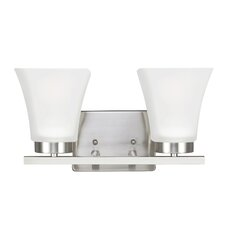 Bayfield 2 Light Bath Vanity Light