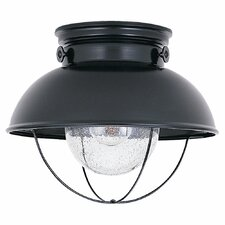 Sebring 1 Light Flush Mount