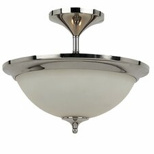 Solana 2 Light Semi Flush Mount