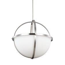 Alturas 3 Light Globe Pendant