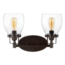 Belton 2 Light Vanity Light