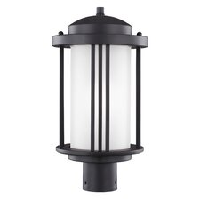 Crowell 1 Light Outdoor Post Light