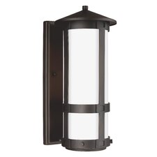 Groveton 1 Light Outdoor Sconce