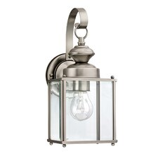 Jamestowne 1 Light Outdoor Wall Lantern
