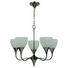 Solana 5 Light Chandelier