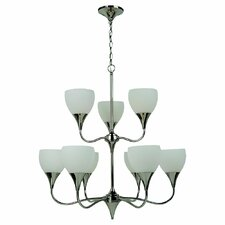 Solana 9 Light Chandelier
