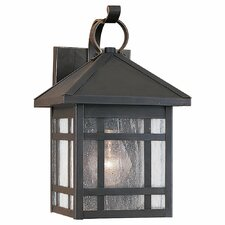Largo 1 Light Wall Lantern