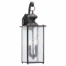 Sheppard 2 Light Outdoor Wall Lantern
