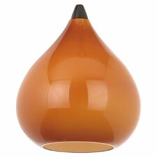 "6.19"" Glass Bowl Pendant Shade"