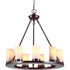 Ellington 9 Light Chandelier