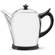 Teekanne Duet Design aus Edelstahl