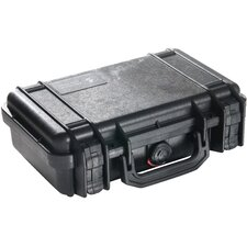 "Equipment Case: 8.34"" x 11.64"" x 3.78"""