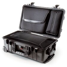 "Laptop Overnight Case: 13.81"" x 22"" x 9"""