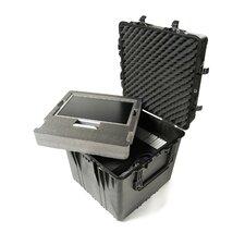 "Cube Case with Foam: 26.5"" x 26.5"" x 25.25"""