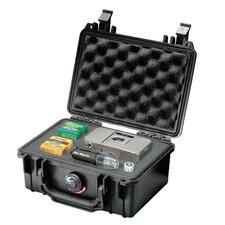 "Equipment Case with Foam: 6.5"" x 8.13"" x 3.5"""