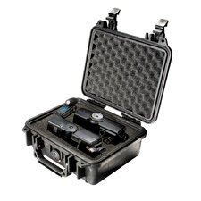 "Equipment Case with Foam: 9.5"" x 10.63"" x 5"""