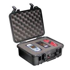 "Equipment Case with Foam: 11.5"" x 13.38"" x 6"""